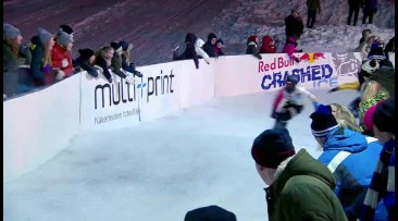 Clip de d�monstration Red Bull Crashed Ice