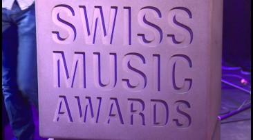Swiss Music Award 2016 � Lausanne