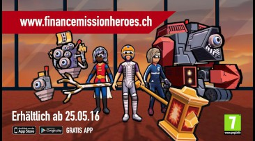Lernspiel �Finance Mission Heroes�