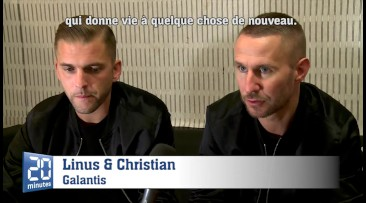 Interview de Galantis part.1