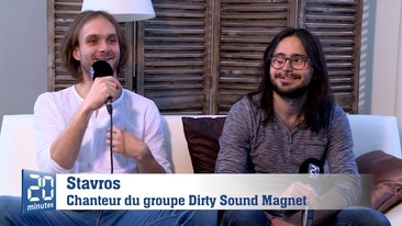 Interview de Dirty Sound Magnet