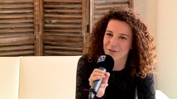 Interview d'Amandine Rapin