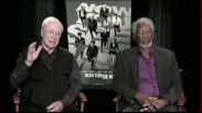 Morgan Freeman s�endort en pleine interview
