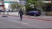 La vid�o des assassins pr�sum�s de Londres
